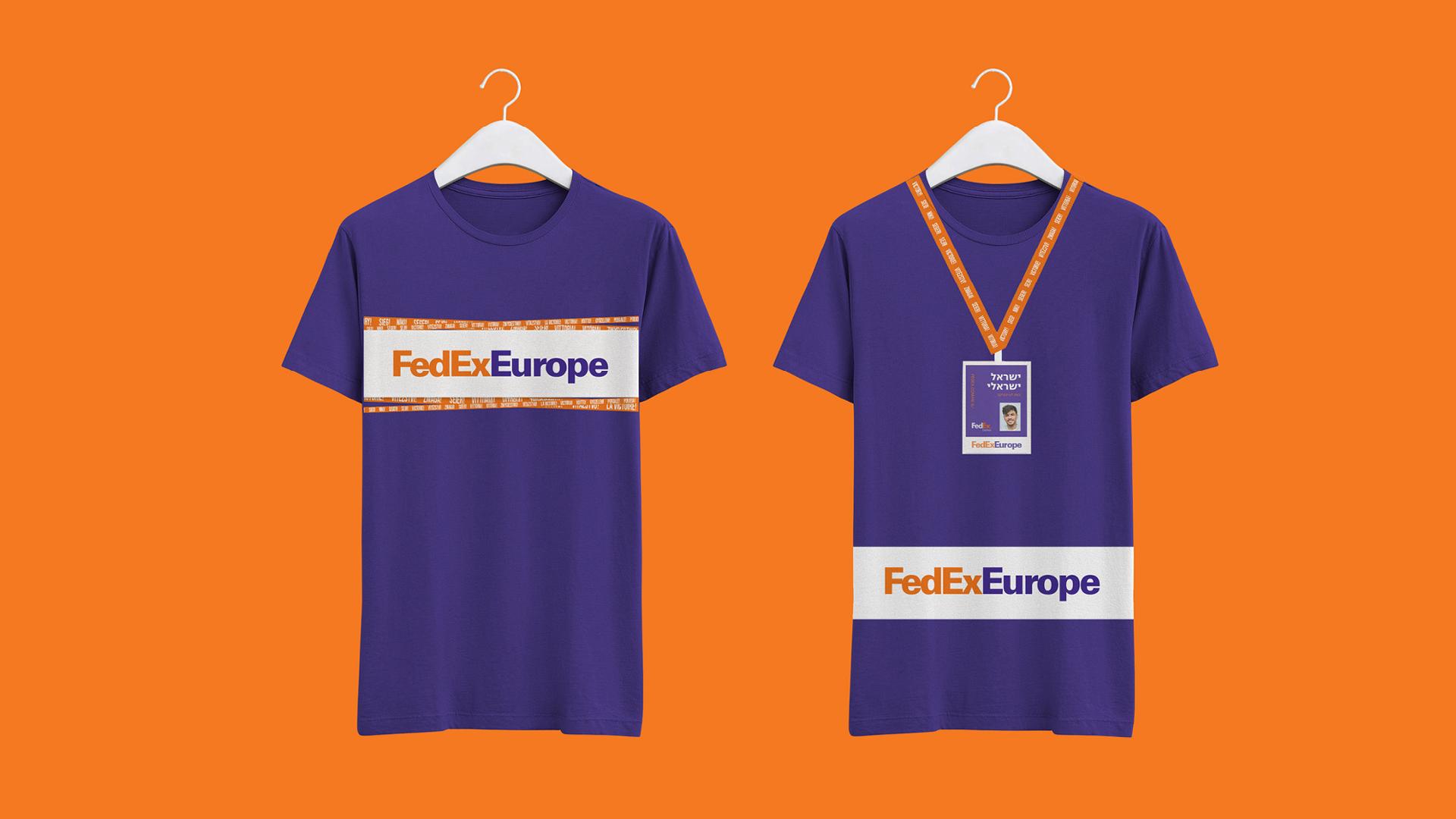 FedEx uniform 2
