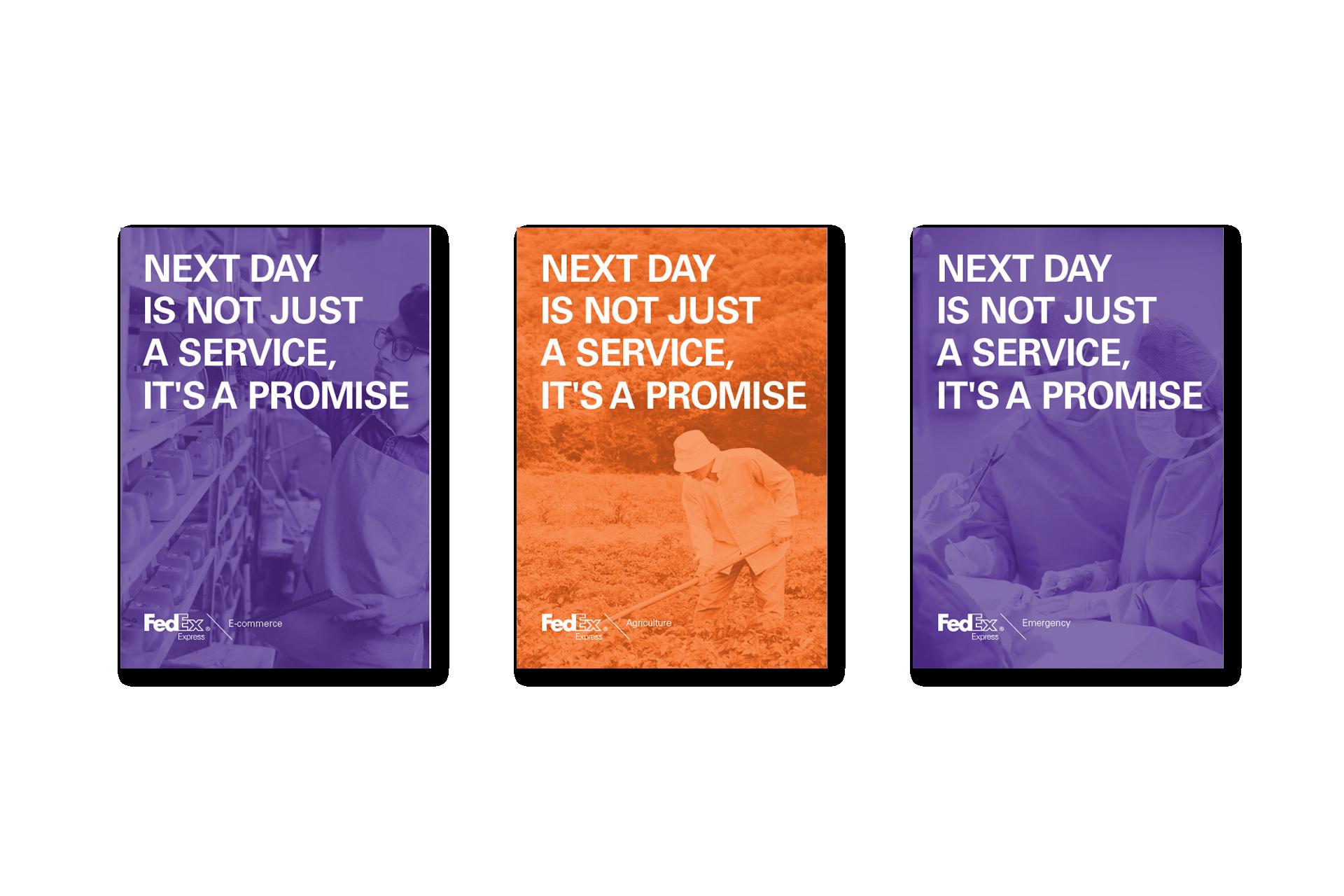 FedEx posters 1
