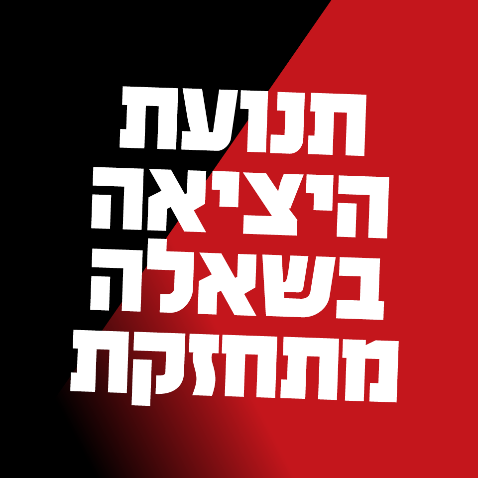 Hillel campaign graphic