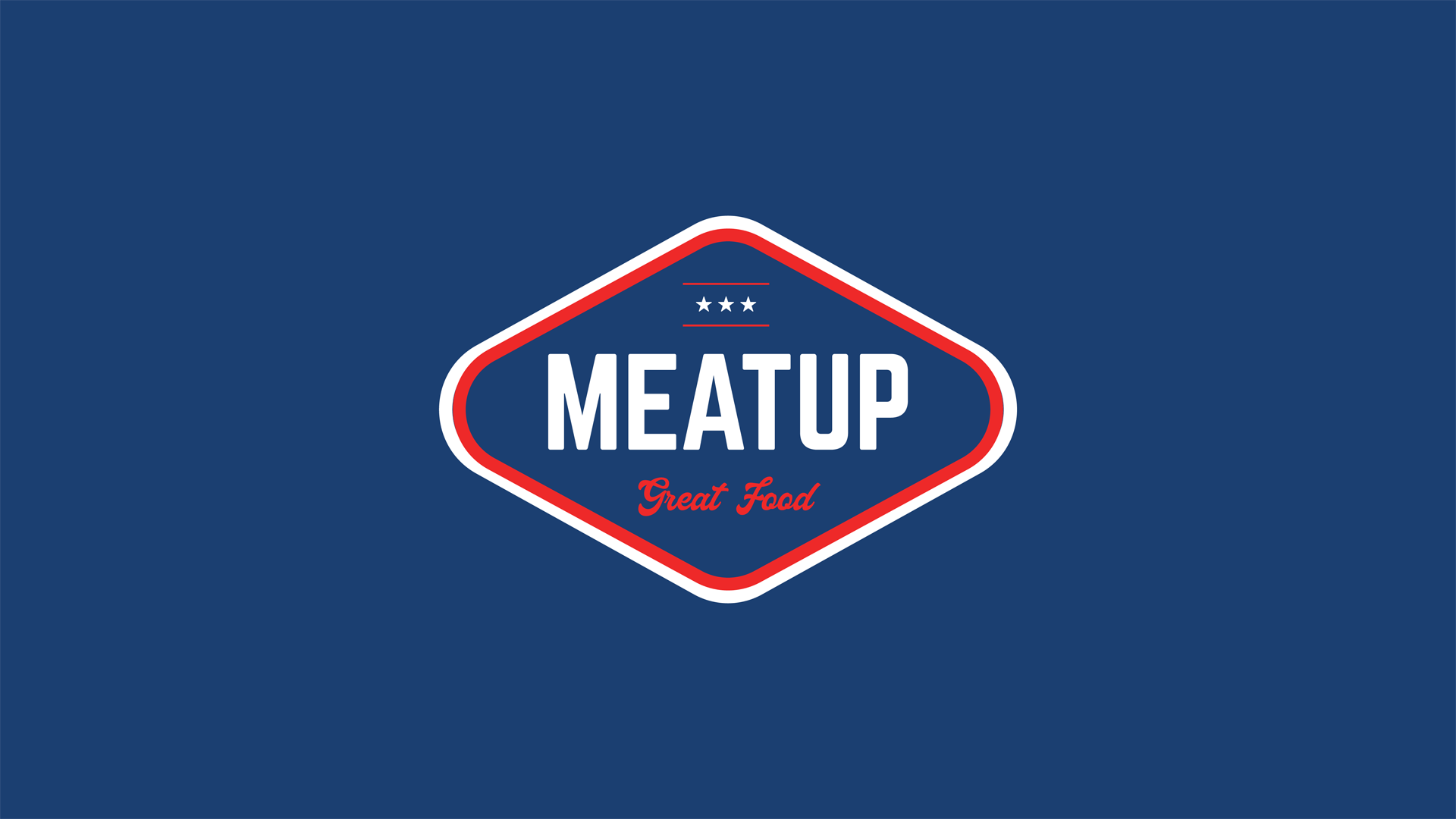 MeatUp logo cover
