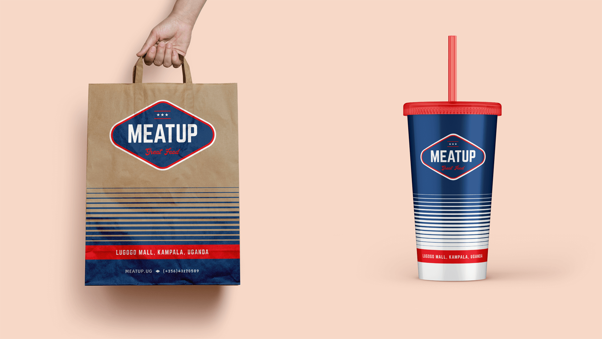 Meatup packaging