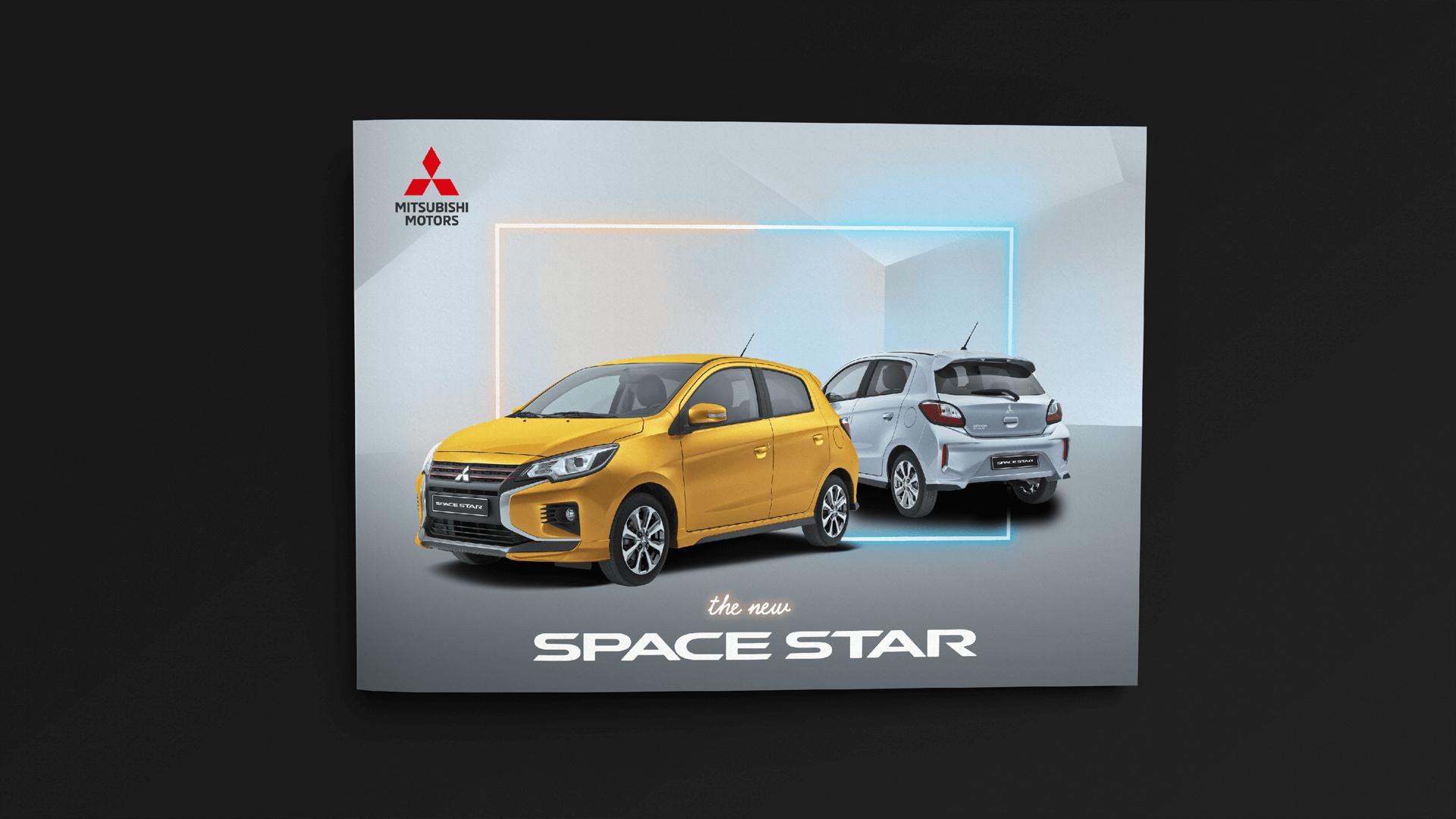 Mitsubishi catalogue spacestar
