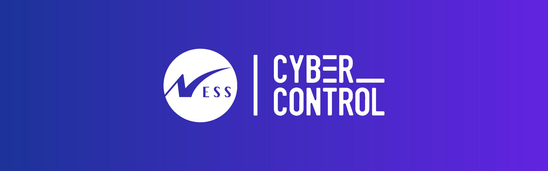 Ness Cyber control logo